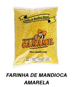 FARINHA DE MAND AMARELA