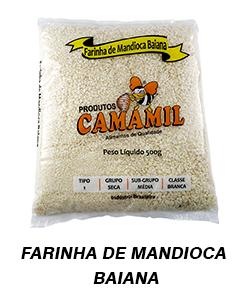 FARINHA DE MAND BAIANA