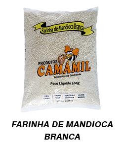 FARINHA DE MAND BRANCA