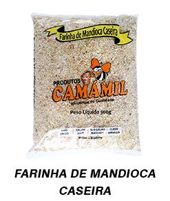 FARINHA MAND CASEIRA