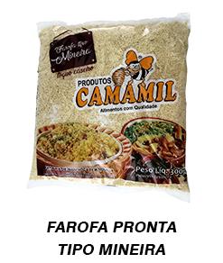 FAROFA PRONTA TIPO MINEIRA