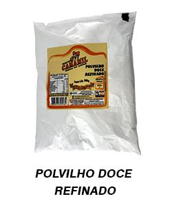 POLVILHO DOCE REFINADO